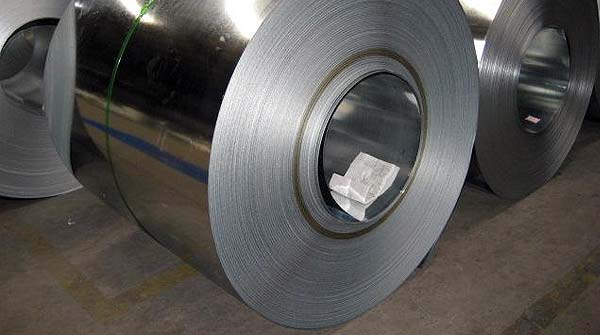 Electrolytic Galvanised Steel Sheet & Coil